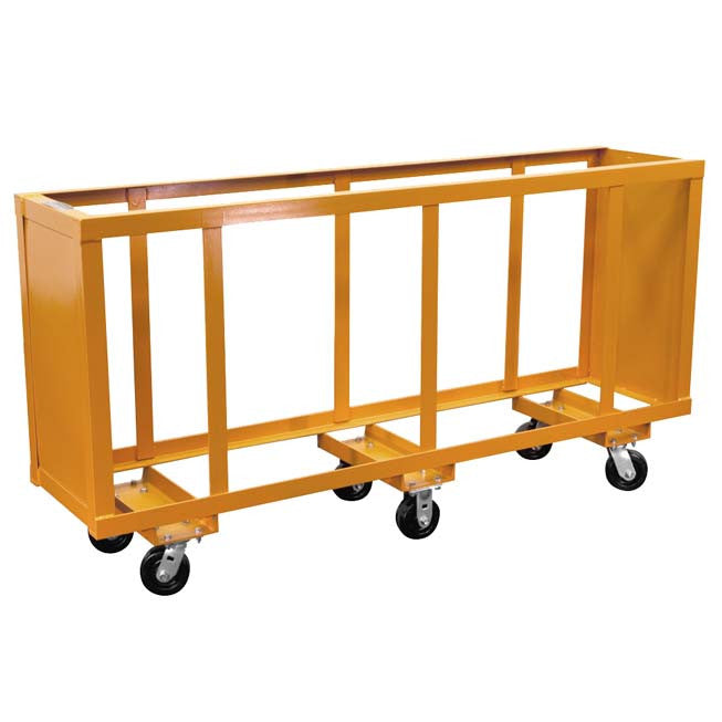 Upright Pipe Cart - 8ft