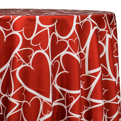 Amore (Poly Print) Table Linen