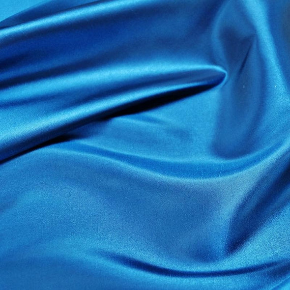 Taffeta (Solid) Table Runner in Aqua 043
