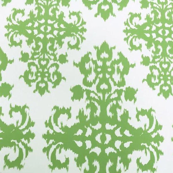 Newport Print (Dupioni) Wholesale Fabric in Avocado