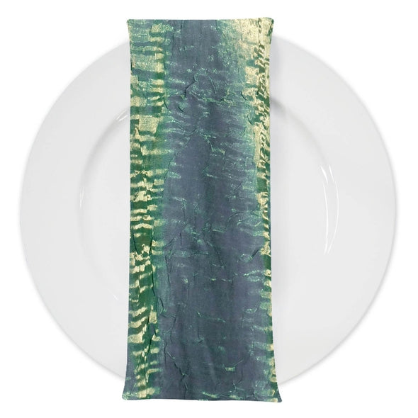 Crush Shimmer (Galaxy) Table Napkin in Br Kelly 25