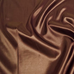 Taffeta (Solid) Table Napkin in Brown 266