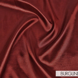 Taffeta (Solid) Table Napkin in Burgundy 063