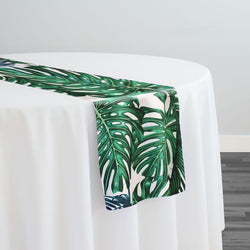 Bahamas (Poly Print) Table Runner in Bahamas