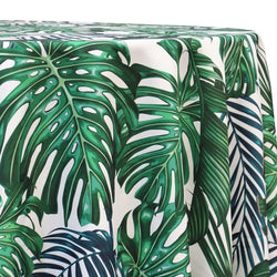Bahamas (Poly Print) Table Linen