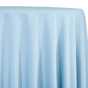 Premium Poly (Poplin) Table Linen in Blue 1120