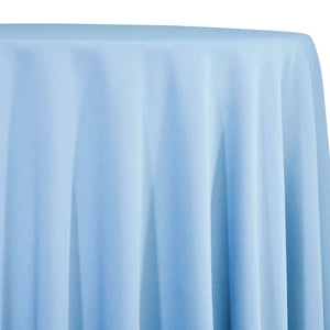 Premium Poly (Poplin) Table Linen in Blue 1121