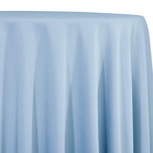 Premium Poly (Poplin) Table Linen in Blue 1123