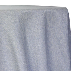 Morocco Jacquard (Reversible) Table Linen in Blue