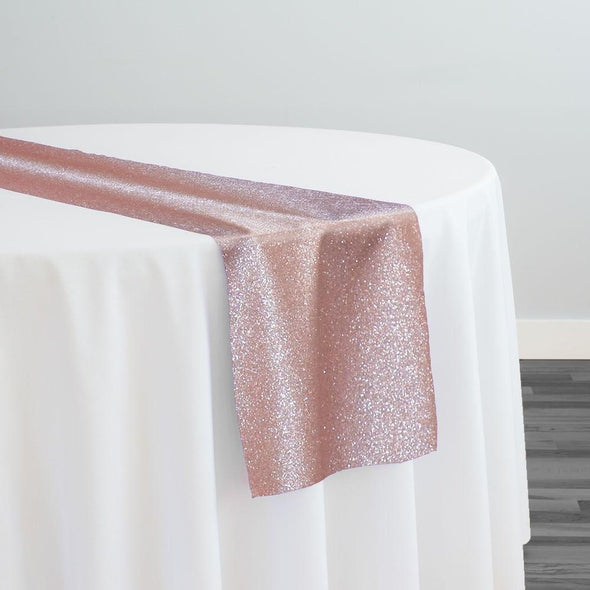 Glam & Glits Table Runner in Blush
