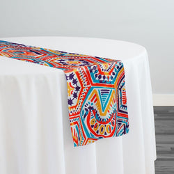 Bongo (Poly Print) Table Runner