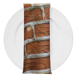 Brick (Poly Print) Table Napkin