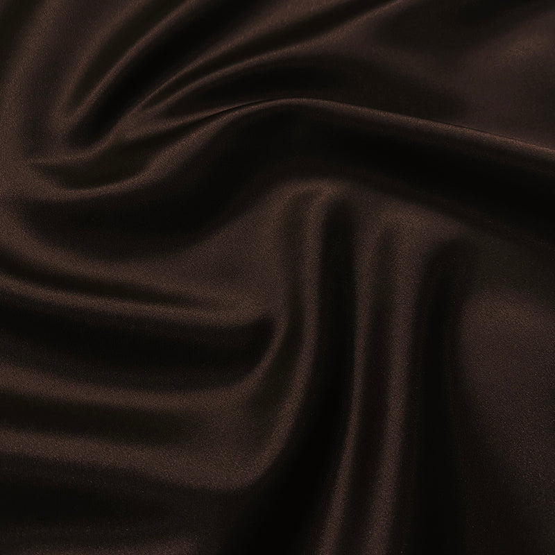 "Lamour (Dull) Satin Drapery Panels (58"" Wide) / 51 Colors"