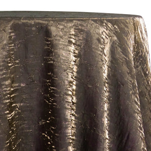 Crush Shimmer (Galaxy) Table Linen in Brown 28