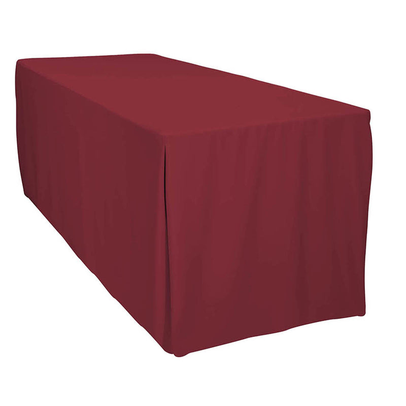 Scuba (Wrinkle-Free) Fitted Tablecloths - Hospitality Line