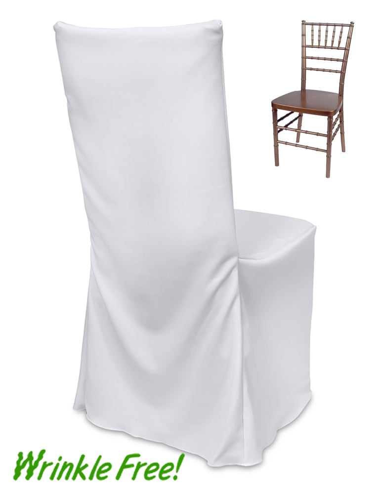 Scuba Chivari Chair Cover + Premium Quality
