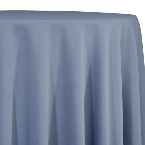 Perrywinkle Tablecloth in Polyester for Weddings