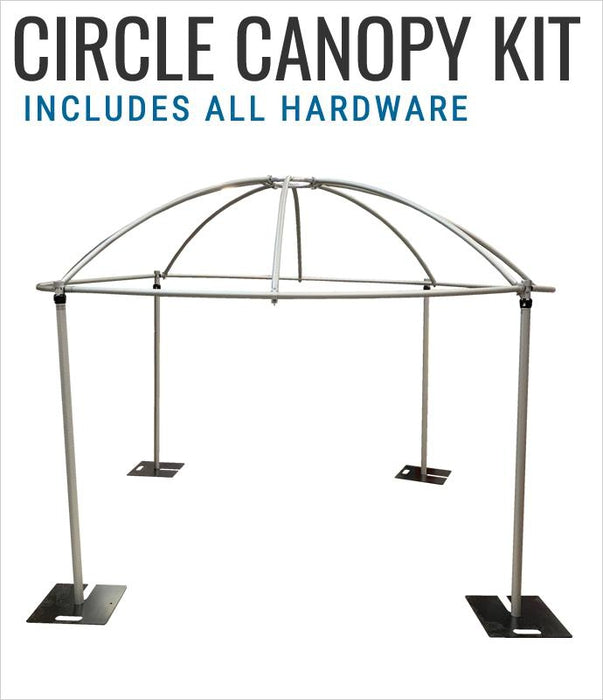 Dome Canopy Hardware Kit