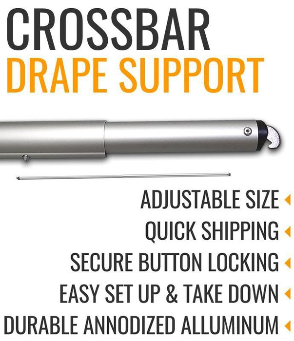 Crossbars (Drape Support)