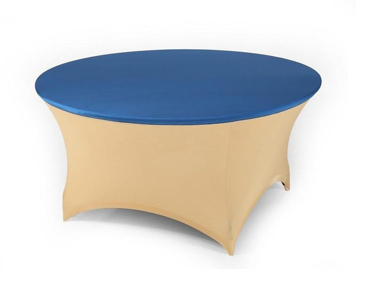 Spandex Round Table Topper