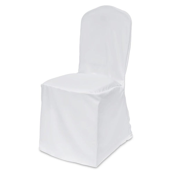 50pcs - Polyester Poplin Chair Cover (3 Colors)