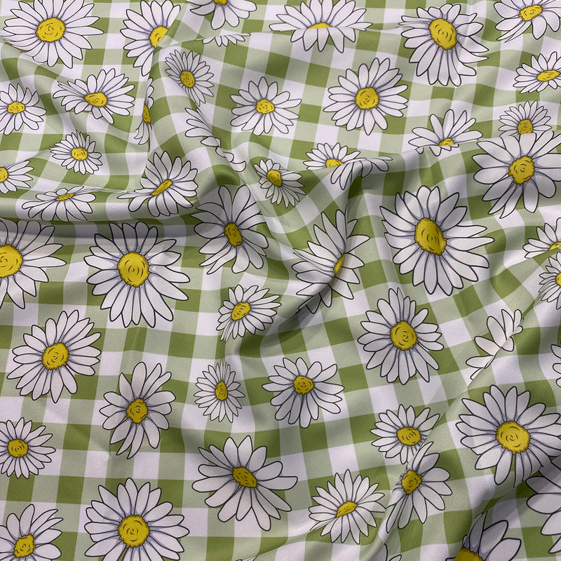 Daisy Checker (Poly Print)
