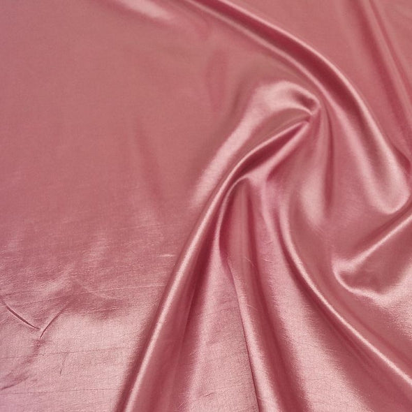 Taffeta (Solid) Table Runner in Dusty Rose 095