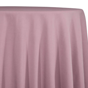 Premium Poly (Poplin) Table Linen in Dusty Rose 1161