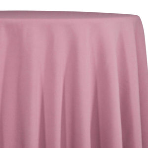 Premium Poly (Poplin) Table Linen in Dusty Rose 1162
