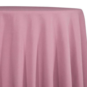 Dusty Rose Tablecloth in Polyester for Weddings