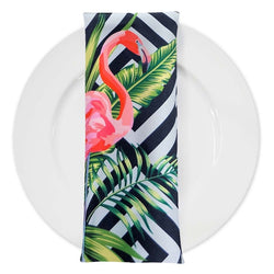Flamingo (Poly Print) Table Napkin