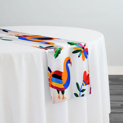 Folk Art (Poly Print) Table Runner