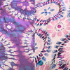 Sundaze Jacquard (Reversible) Wholesale Fabric in Fuchsia and Blue