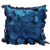 Funzie (Circle Hanging) Taffeta Throw Pillow