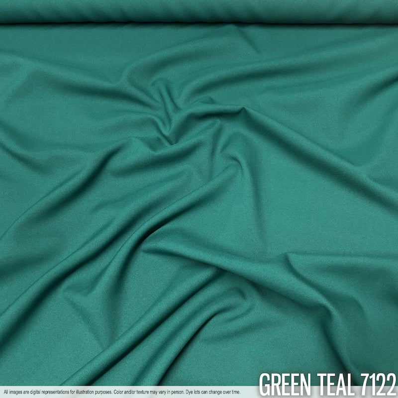 GREEN TEAL 7122