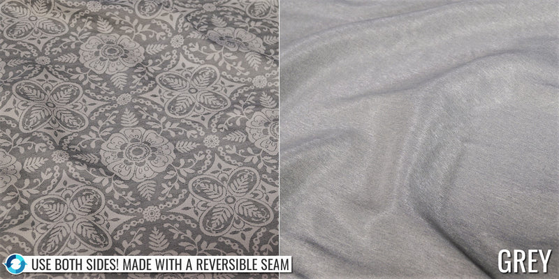 Morocco Jacquard (Reversible) - Fabric By The Yard