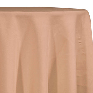 Premium Poly (Poplin) Table Linen in Gold 1670