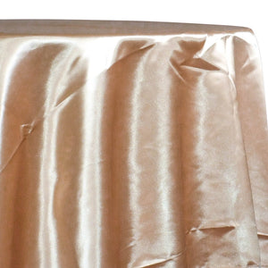 Bridal Satin Table Linen in Gold 901