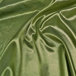 Taffeta (Solid) Table Napkin in Gold Green 42