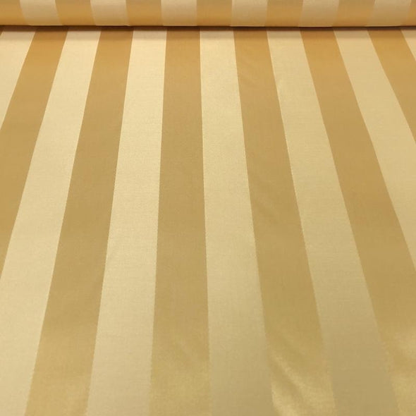 Imperial Stripe Table Runner in Gold