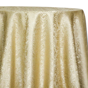 Twinkle Tensil Table Linen in Gold