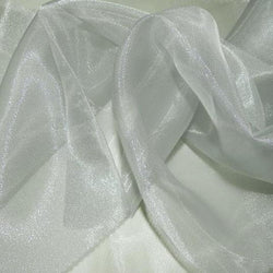 Crystal Organza Table Runner in Gray L 127