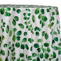 Greenleaf (Poly Print) Table Linen