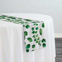Greenleaf (Poly Print) Table Runner