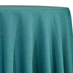 Premium Poly (Poplin) Table Linen in Green Teal 7122