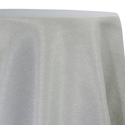 Morocco Jacquard (Reversible) Table Linen in Grey
