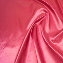Taffeta (Solid) Table Napkin in Guava 098