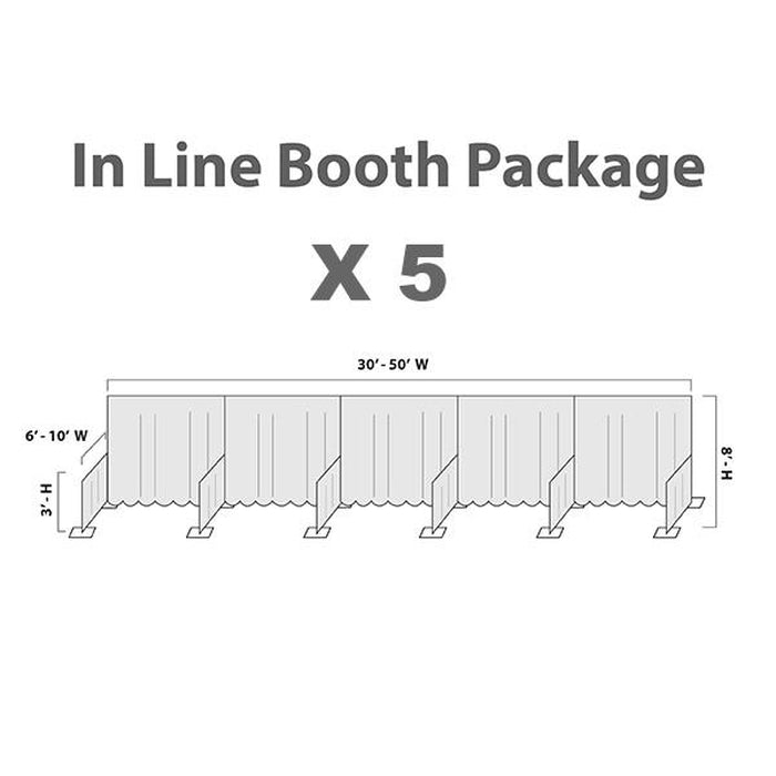 Trade Show In-Line Booths