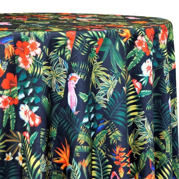 Jungle (Poly Print) Table Linen