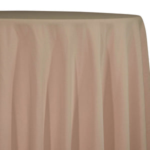 Scuba (Wrinkle-Free) Table Linen in Khaki 126